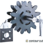 Công nghệ Contour cut và Contour cut speed của KJELLBERG